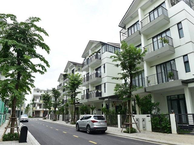 Biệt thự Geleximco- nơi những giá trị sống được kết nối