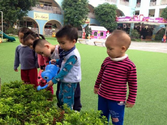 Biệt thự Geleximco- định hướng tương lai tốt đẹp cho con trẻ