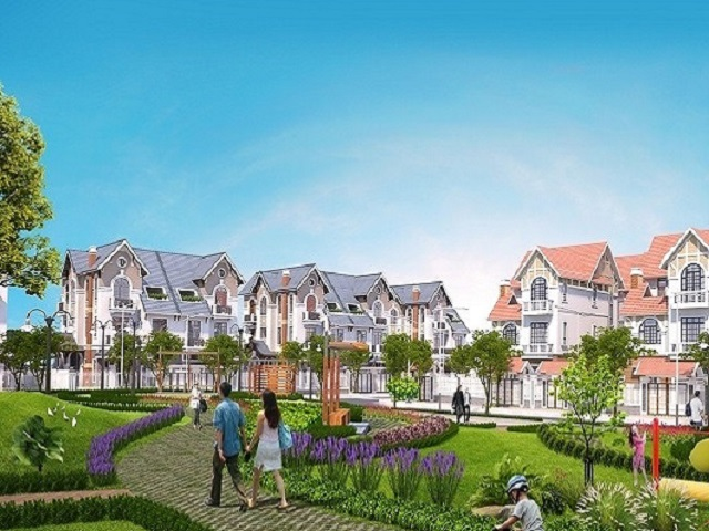 Lý do giúp biệt thự Geleximco tạo điểm nhấn trên thị trường bất động sản