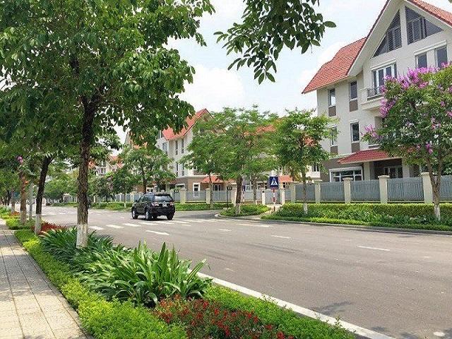 Biệt thự Geleximco sức hút lớn với các nhà đầu tư bất động sản