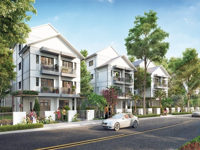 Các căn biệt thự Geleximco có ưu điểm lớn về giá và thủ tục mua bán