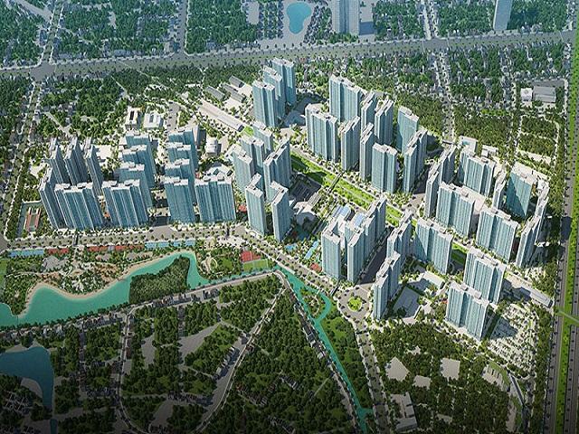 LIỀN KỀ GELEXIMCO SẼ ĐƯỢC HƯỞNG LỢI TỪ HẠ TẦNG CƠ SỞ DO VINHOMES SMART CITY MANG LẠI