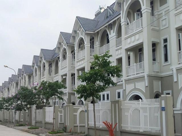 Liền kề Geleximco sự lựa chọn hàng đầu của các nhà đầu tư Việt