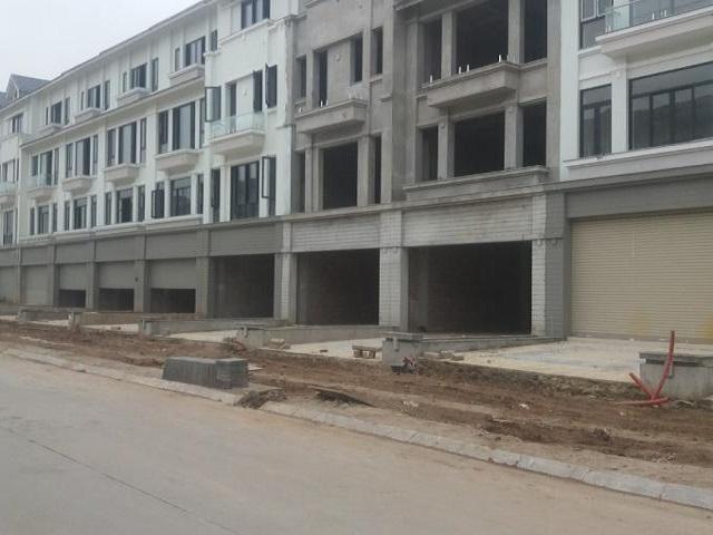 Vì sao nên mua các căn liền kề Geleximco khu A xây thô?