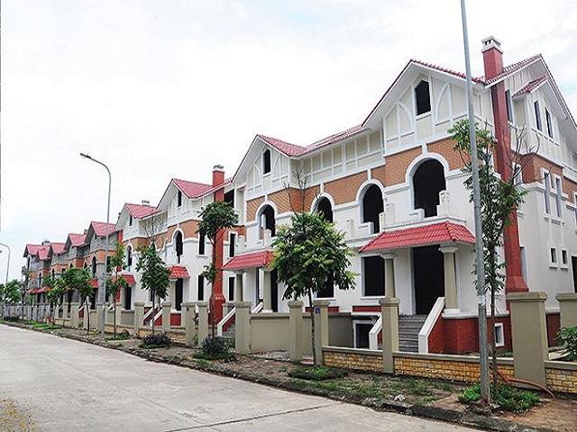 Biệt thự Geleximco đảm bảo an cư bền vững cho cộng đồng