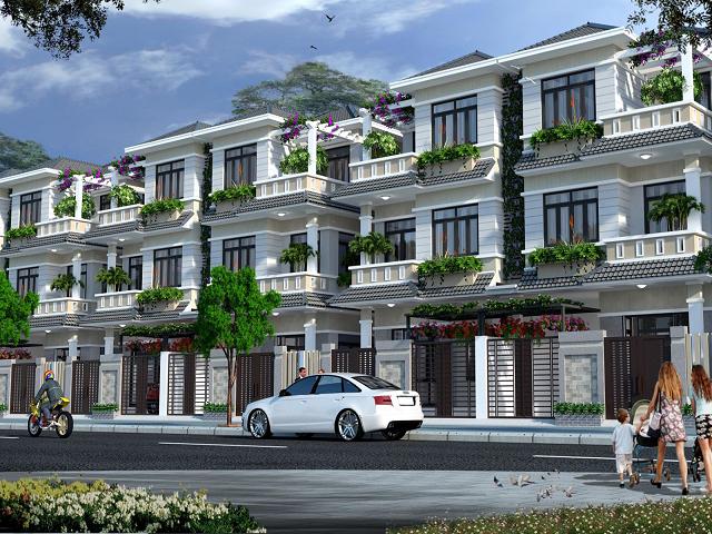 Liền kề Geleximco chiếm ưu thế trong các phân khúc nhà ở tại Hà Nội