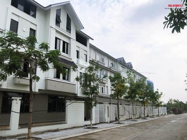 Liền kề Geleximco – đột phá mới cho xu hướng nhà ở của người Việt