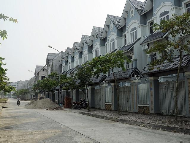 Cơn sốt thị trường bất động sản mới: Liền kề Geleximco