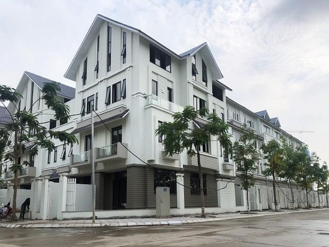 Biệt thự Geleximco: Dẫn đầu trong phong cách kiến trúc ấn tượng