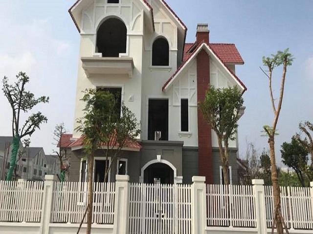 Thị trường bất động sản thêm sôi động với biệt thự Geleximco