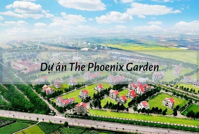 Tổng thể dự án The Phoniex Garden – Geleximco Lê Trọng Tấn