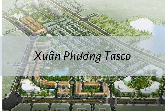 Dự Án Xuân Phương Tasco – Geleximco Lê Trọng Tấn