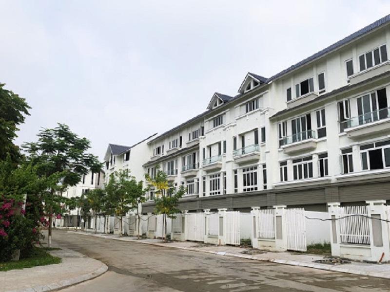 thiết kế Khu đô thị Geleximco Lê Trọng Tấn
